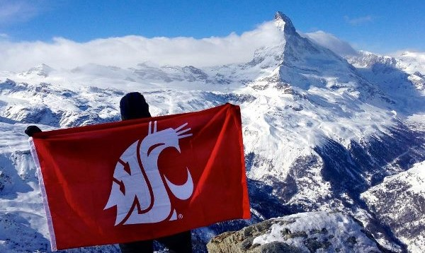 Mt. Cougar Flag