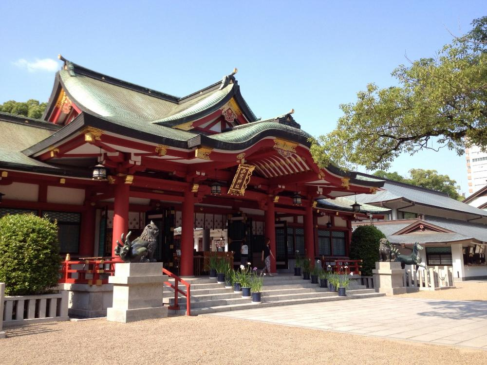 Nishinomiya_shrine