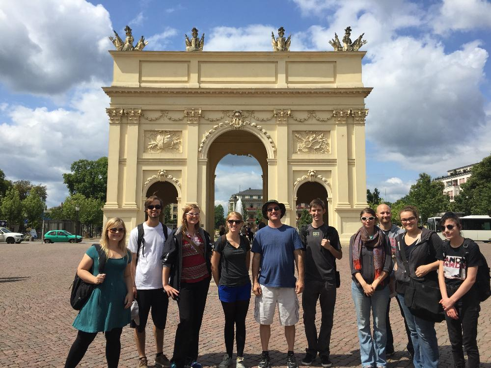 Berlin, Germany-WSU Potsdam'15